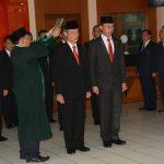 Bakamla RI kini miliki Sestama dan Direktur Operasi Udara Maritim baru