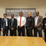 Galang Dukungan di IMO, Delegasi Indonesia Temui Delegasi Fiji