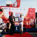 MURI Anugerahkan Penghargaan atas Kegiatan Pelindo Port Run 2017