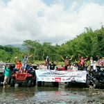 IPC Tanjung Priok Gathering Gelar Jeep Off Road Gunung Merapi