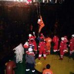 KRI Imam Bonjol-383 Berhasil Evakuasi Kapal Offshore di Perairan Aceh