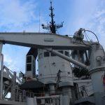 Di Laut Seram, TNI AL dan Bakamla Bersinergi Amankan Rumpon Ilegal