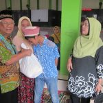 Kepedulian Yayasan An-Nas Berbagi dengan Pensiunan TKBM tetap Berlanjut