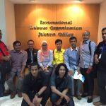 Bahas Kesejahteraan Pelaut, PPI Temui ILO Jakarta