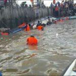 Tragedi Awal 2018, Anugrah Express Kecelakaan di Perairan Sungai Sesayap