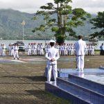 Kenang Pengorbanan Pendahulu, Lantamal IX Gelar Upacara Hari Dharma Samudera
