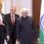 Lawatan Presiden ke India, Upaya menjaga Keseimbangan di 2 Samudera