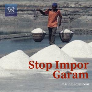 Stop Impor Garam Nasional.