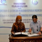 Terus Kembangkan Sentra Perikanan Terpadu, KKP dan Kominfo Sinergi Perkuat Akses Internet Daerah Terluar