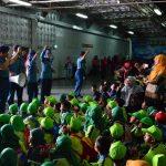 Visi Poros Maritim Dunia, Kolinlamil Tanamkan Jiwa Kebaharian ke Siswa Taman Kanak-kanak