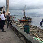 Lihat Indonesia dari Dekat, Menko Luhut Ajak Direktur IMF ke Cilincing
