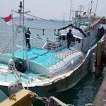 Kapal Berbendera Singapura Pengangkut Sabu Kembali Ditangkap Aparat di Batam