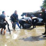 Peduli Ekosistem Laut, Zona Maritim Timur Bakamla turunkan Tim Penyelam