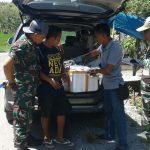 Cegah Potensi Kerugian Negara, EFQR Lanal Banyuwangi Gagalkan Penyelundupan Benih Lobster
