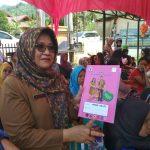 Pemeriksaan Ibu Hamil Warnai Penyelenggaraan HPN 2018 di Padang