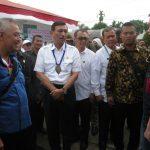 Rangkaian HPN 2018, Menko Luhut bersama Tomy Winata Kunjungi Kepulauan Mentawai
