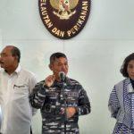 Berantas Narkoba, Wakasal:  TNI AL terus berkomitmen Menjaga Sinergitas dengan Stakeholder