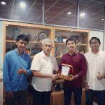 Prof. Daniel M Rosyid Diusung menjadi Dewan Pembina Perhimatekmi
