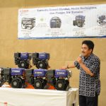 Dukung Sektor Penggerak Perekonomian, Yamaha Indonesia Luncurkan Mesin Serbaguna MX Series