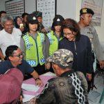 Pastikan Kapal Ramah Lingkungan, Menteri Susi Tinjau Pendataan Kapal Nelayan di Tegal