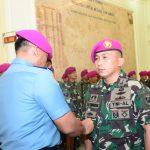 Letkol (Mar) Ali Sumbogo Jabat Kadispen Korps Marinir