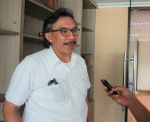 Deputi Bidang Koordinasi Infrastuktur Maritim, Ridwan Djamaludin