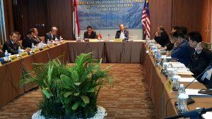 Rapat TPOM Indonesia-Malaysia yang berlangsung di Denpasar Bali pada 29 s.d 30 Maret 2018.