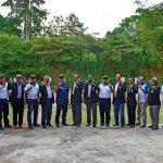 Bangkitkan Olahraga Perairan Maluku, KONI Maluku Kunjungi Lantamal IX