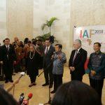 Menhub Meyakini Golkar Memiliki Komitmen Atas Maritim Indonesia