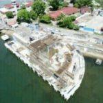 Pengembangan Pelabuhan Sibolga dimulai dari Pembangunan Terminal Penumpang Modern