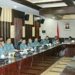 Pasis Dikreg Seskoal angkatan 56 Gelar Forum Strategi II dan KKDN