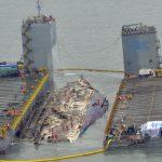 Mengenang 304 Korban Tenggalamnya Kapal Feri Sewol Di Korea Selatan