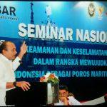 Kepala Bakamla RI Optimis Laut sebagai Harapan Bangsa Indoensia