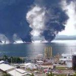 Berikut Analisa ISKINDO Soal Tumpahan Minyak Teluk Balikpapan