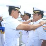 Bina Regenerasi, Tiga KRI Satkor Koarmada II Berganti Komandan