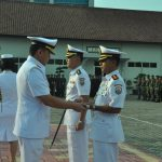 Kolonel Laut (P) Heri Triwibowo Resmi Jabat Danlanal Semarang