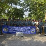 Perkuat Ketahanan Pangan, Lantamal V Surabaya Panen Raya Lele Hasil Budidaya