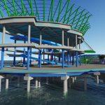 Oktober 2018, Terminal Penumpang Pelabuhan Sibolga Rampung