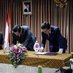 Indonesia dan Korea Selatan Akan Mendirikan Pusat Penelitian Kerja Sama Teknologi Kelautan