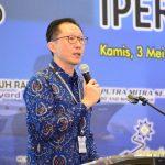 Eddy K Logam Terpilih sebagai Ketua Iperindo periode 2018-2022