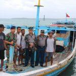 Masuki Tahap Akhir, Dirpotmar Pushidrosal Inspeksi Survei Perairan Selaru