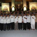 Tingkatkan Sinergi TNI-Polri, Kasarmada II Buka Puasa Bersama Kapolda Jatim