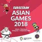 Ditjen Hubla Dukung Perhelatan Asian Games XVIII Jakarta-Palembang
