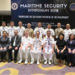 Di Manila, Dekan FMP Unhan Jabarkan Visi Poros Maritim Indonesia