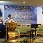 Bakamla RI Sosialisasikan Permasalahan Perairan Jawa Timur Di FGD