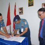 Visi Tingkatkan Kesehatan Masyarakat Malut, Rumkital dr. F.X Suhardjo Gandeng Universitas Hein Namotemo