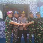 Jelang Idul Fitri dan Pilkada Serentak,TNI-Polri Sinergi Tinjau Tanjung Perak