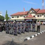 Sinergi Pengamanan Pilkada Serentak, Lanal Tegal Terjunkan Intelijen