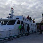 Pangkalan KPLP Tual Kerahkan Kapal Patroli Angkut Pemudik Lebaran
