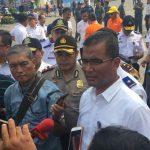 Kloter Kedua, Ditjen Hubla Lepas 1.685 Pemudik dan 776 Sepeda Motor di Tanjung Priok